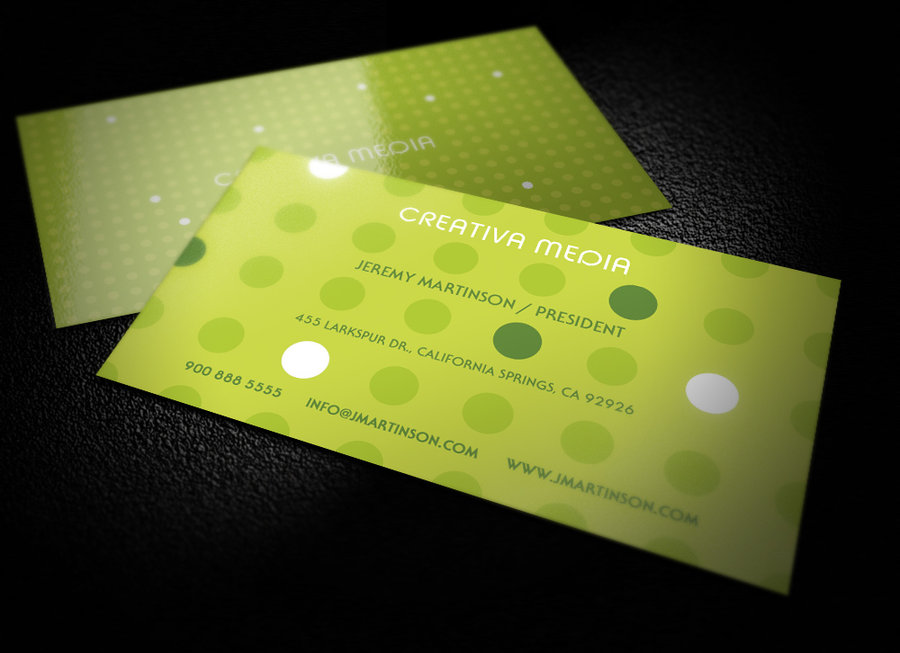 Cheap Color Business Cards